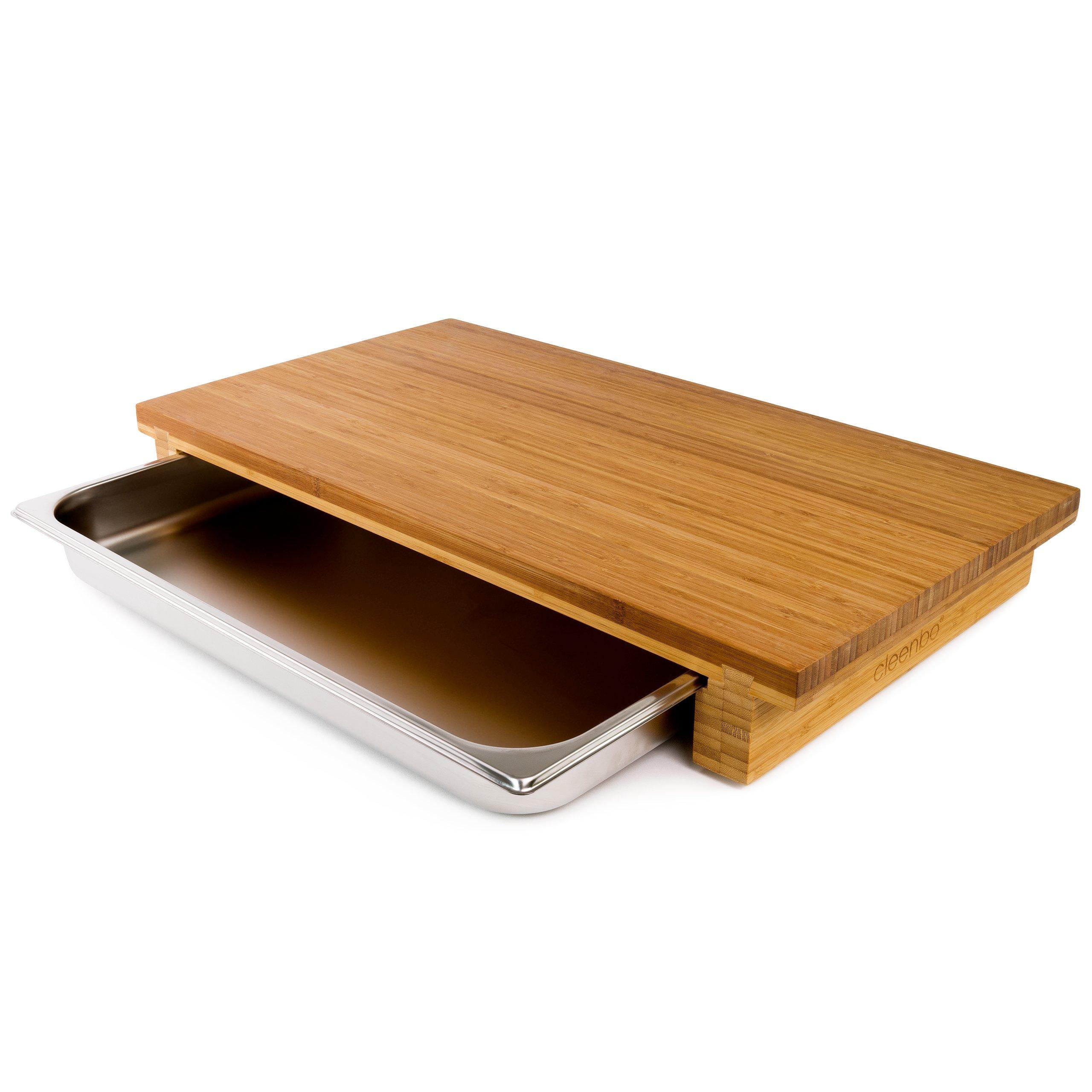 bambus schneidebrett bambus schneidebrett accessoires zubeh r grillgoods stylisches cleenbo. Black Bedroom Furniture Sets. Home Design Ideas
